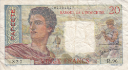 Image #1 of 20 Francs ND (1963)