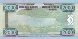 Imaginea #2 a 2000 Francs 2008 (1. XII.)
