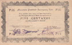 Image #1 of 5 Centavos 1942