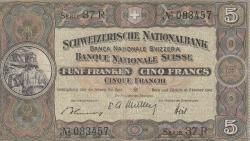 Image #1 of 5 Franken 1947 (16. X.)