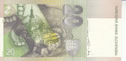 20 Korun 1997 (31. X.)
