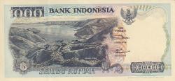 1000 Rupiah 1992/1998