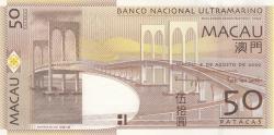 50 Patacas 2009 (8. VIII.)