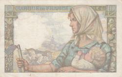 Imaginea #2 a 10 Franci 1944 (13. I.)