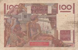 100 Franci 1947 (6. XI.)