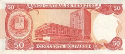 Imaginea #2 a 50 Bolivares 1990 (31. V.)
