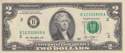Image #1 of 2 Dollars 2013 - B