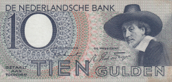 Imaginea #1 a 10 Gulden 1943 (19. I.)