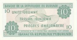 Image #2 of 10 Francs 1991 (1. X.)