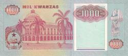 Imaginea #2 a 1000 Kwanzas 1991 (4. II.)