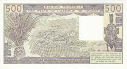 Image #2 of 500 Francs 1985