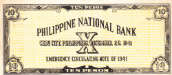 Image #2 of 10 Pesos 1941 (29. XII.)