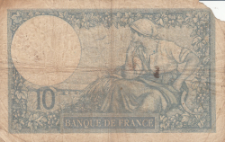Image #2 of 10 Francs 1931 (19. III.)
