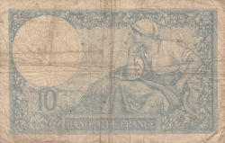 Image #2 of 10 Francs 1932 (16. VI.)