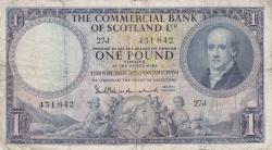 Imaginea #1 a 1 Pound 1956 (3. I.)