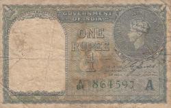 Imaginea #1 a 1 Rupee 1940