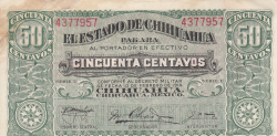 Image #1 of 50 Centavos 1915 (1. VI.)