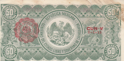 Image #2 of 50 Centavos 1915 (1. VI.)