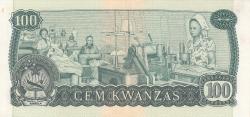 Imaginea #2 a 100 Kwanzas 1976 (11. XI.)