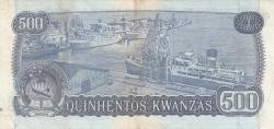 Imaginea #2 a 500 Kwanzas 1976 (11. XI.)