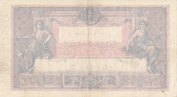 Image #2 of 1000 Francs 1925 (12. VIII.)