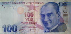 Image #1 of 100 Lira 2009 (2012)
