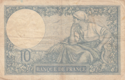 Image #2 of 10 Francs 1931 (8. I.)