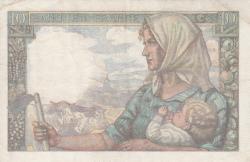 Imaginea #2 a 10 Franci 1946 (26. IX.)