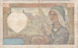 Image #2 of 50 Francs 1940 (13. VI.)