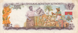 Imaginea #2 a 1/2 Dollar L.1968