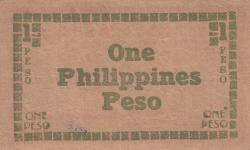 Image #2 of 1 Peso 1944