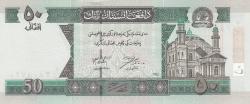 Image #1 of 50 Afghanis 2002 (SH 1381 - ١٣٨١)