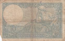 10 Francs 1939 (5. X.)
