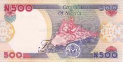 Imaginea #2 a 500 Naira 2010