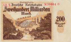 Image #1 of 200 Milliarden (200 000 000 000) Mark 1923 (15. X.)