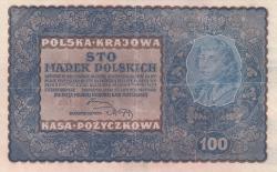 Image #1 of 100 Marek 1919 (23. VIII.) - 1