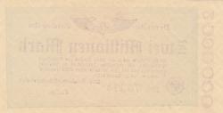 Image #2 of 2 Millionen (2 000 000) Mark 1923 (20. VIII.)