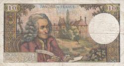 10 Francs 1968 (4. I.)