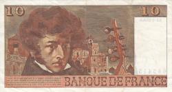 Image #2 of 10 Francs 1978 (2. III.)
