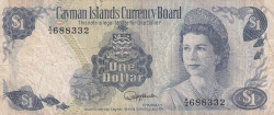Image #1 of 1 Dollar L.1974 (1985)