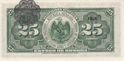 Image #2 of 25 Centavos 1915 (1. I.)