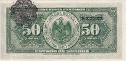 Image #2 of 50 Centavos 1915 (1. I.)
