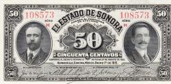 Image #1 of 50 Centavos 1915 (1. I.)