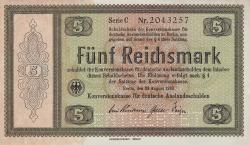 Image #1 of 5 Reichsmark 1933 (28. VIII.)