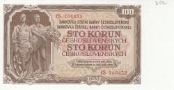 Image #1 of 100 Korun 1953