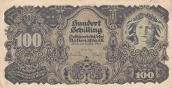 Image #1 of 100 Schilling 1945 (29. V.) - 2