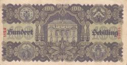 Image #2 of 100 Schilling 1945 (29. V.) - 2