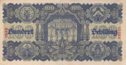 Image #2 of 100 Schilling 1945 (29. V.) - 1