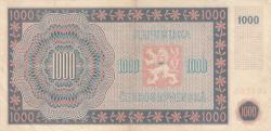 Image #2 of 1000 Korun 1945 (16. V.)