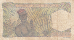 Image #2 of 50 Francs 1947 (10. IX.)